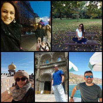 Relatos de imigrantes - Morar em Portugal