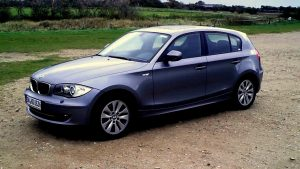MORAR EM PORTUGAL - VEICULOS - BMW 116I