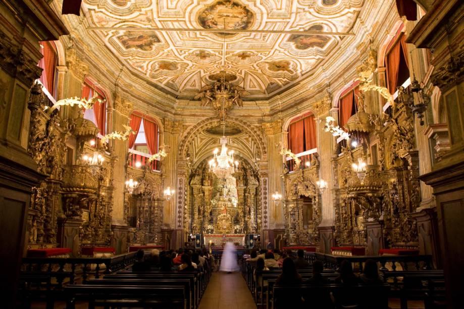 Igreja Matriz de Nossa Senhora do Pilar (Ouro Preto)