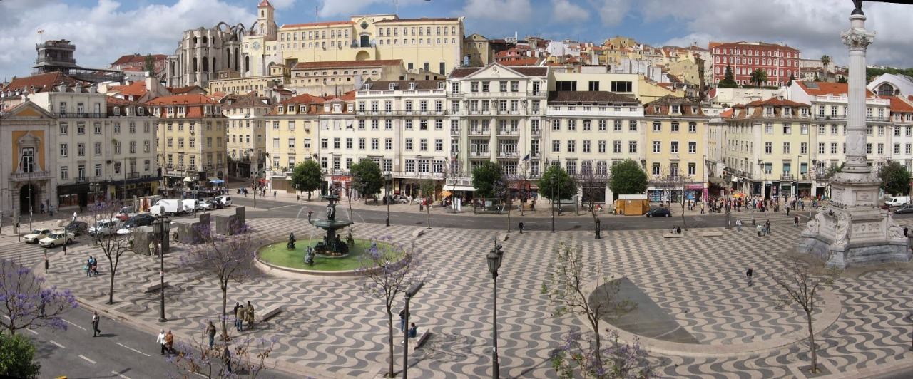 Praça do Municipio - MEP