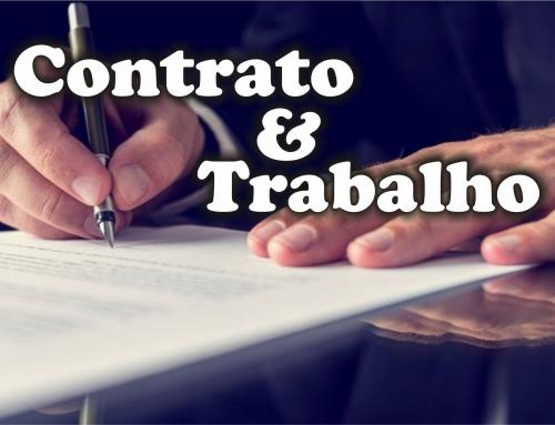 Tipos de contrato de trabalho em Portugal