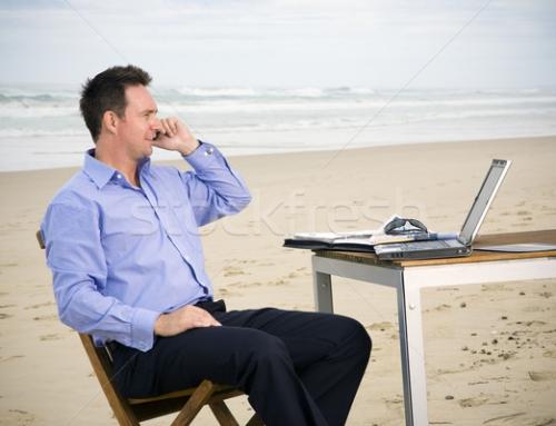 Sem stress! 6 profissões bem pagas e relaxadas.