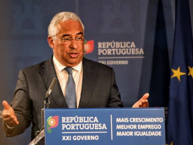 Premiê de Portugal lança convite aos brasileiros e emociona   dívida de 500  anos  b8429e1d97